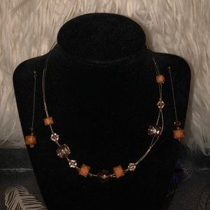 Jewelry - Fashion Jewelry Set, Necklace and earrings